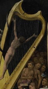 harp disharmony