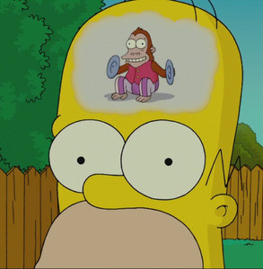 homer how to stop mind chatter