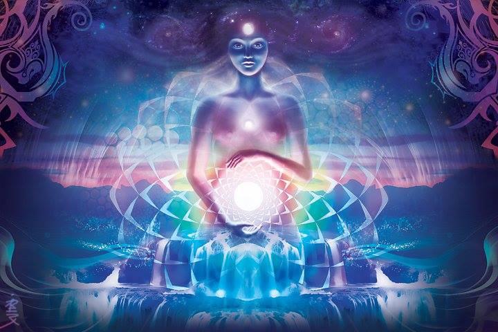 attain psychic powers