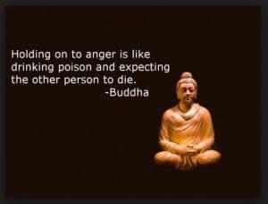 spiritual anger